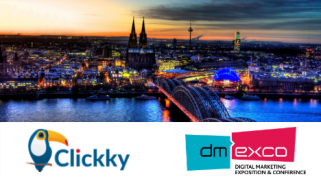 clickky at dmexco